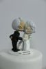 Picture of Quarantine wedding anniversary cake topper, 50th Anniversary Topper